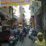Traffic Hazard In Amritsar