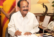 Naidu Refuses To Oblige Cong,Rejects Impeachment Notice