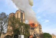 UNESCO Ready to Reconstruct Medieval Notre Dame Church