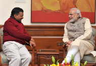 PM  Prays For Long&Good Health Of  Abuser Kejriwal On His Birth Day