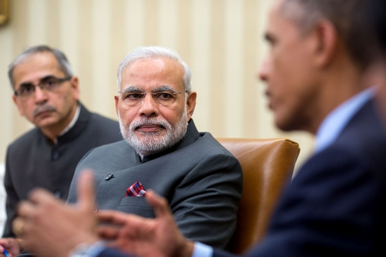modi withobama in oval Office