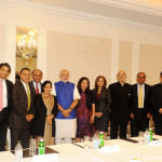 The Prime Minister, Shri Narendra Modi meeting the Distinguished Indian-Americans,