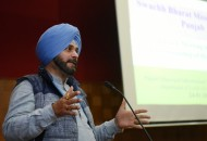 Sidhu To Release Rs1,540 cr To Tranform 107 Cities